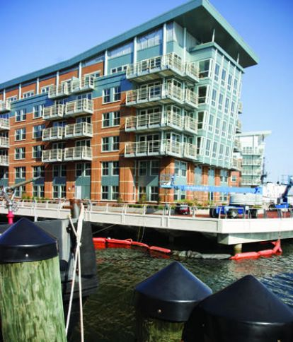 Battery Wharf Boston - Luxury Waterfront Condos