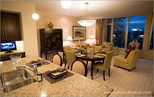 Luxury Boston Nouvelle At Natick Collection Boston Condos